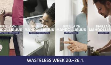 WasteLESS Week 2020